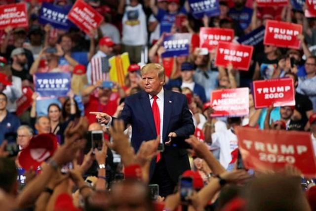 Cuộc đua bầu Tổng thống Mỹ năm 2020 bắt đầu nóng - 1