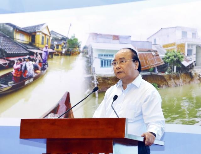 Thủ tướng: Xây dựng xã hội phát triển an toàn trước thiên tai - 2