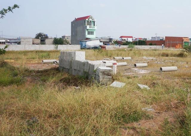 Hàng loạt sai phạm tại các dự án xây dựng khu dân cư - 2