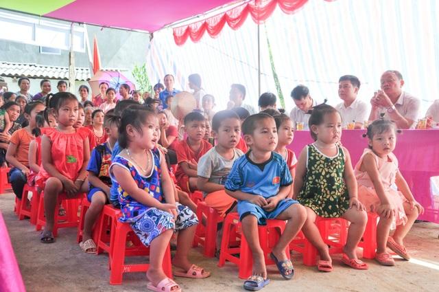 Phòng học Dân trí thứ 24 ra đời, tiếp tục nâng cánh ước mơ trẻ em vùng sâu, vùng xa - 16