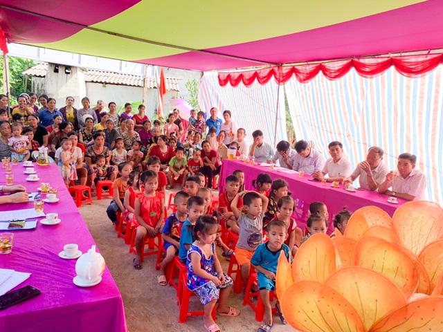 Phòng học Dân trí thứ 24 ra đời, tiếp tục nâng cánh ước mơ trẻ em vùng sâu, vùng xa - 9