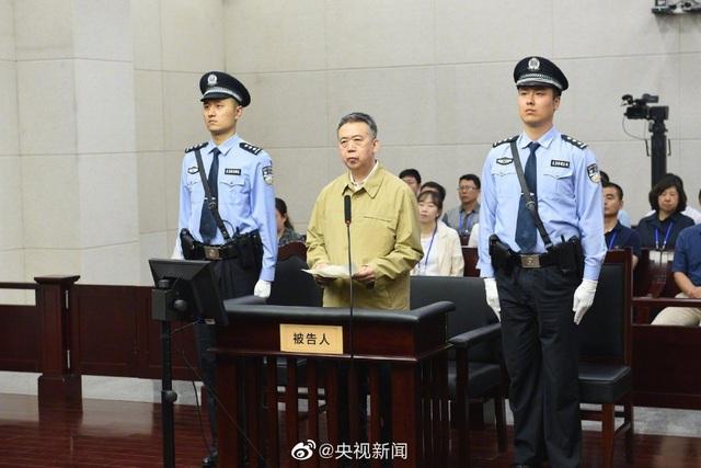 Cựu giám đốc Interpol nhận tội ăn hối lộ 2 triệu USD - 1