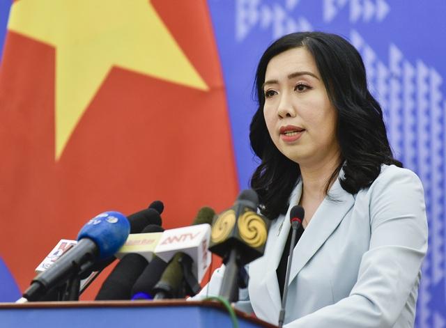 """Tàu Việt Nam thực hiện """"nghĩa vụ quốc tế"""" khi cứu ngư dân Philippines trên Biển Đông - 1"""