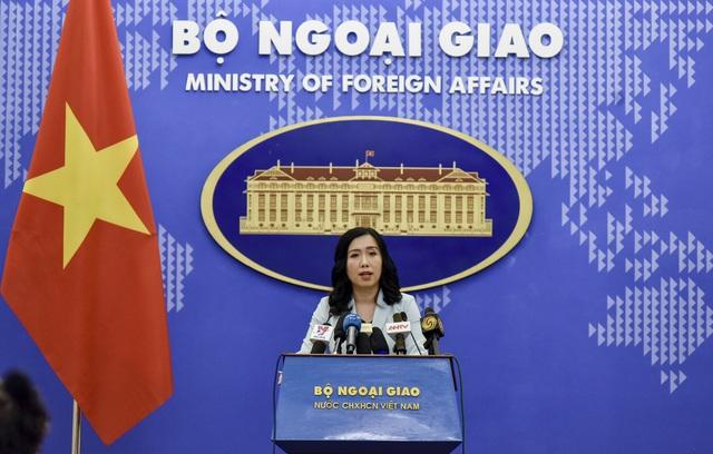 Kiên quyết ngăn hàng nước ngoài gắn mác hàng Việt Nam xuất sang nước thứ ba - 1