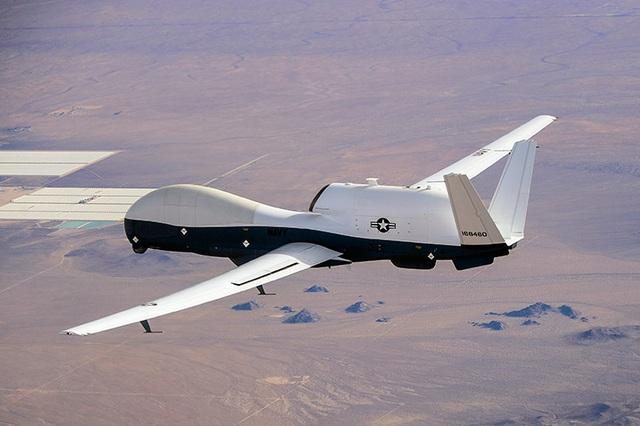 Báo Mỹ: UAV quân sự của Washington bị Iran bắn rơi ở không phận quốc tế - 1