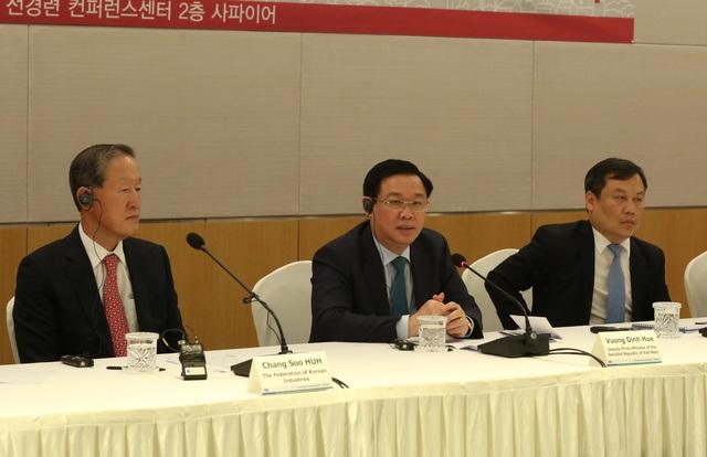 Ông Park Hang Seo được nhắc tới trong hợp tác kinh tế Việt - Hàn - 3