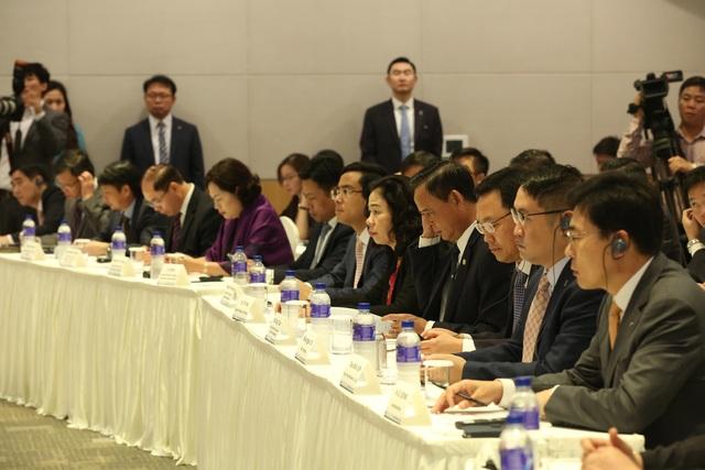 Ông Park Hang Seo được nhắc tới trong hợp tác kinh tế Việt - Hàn - 4