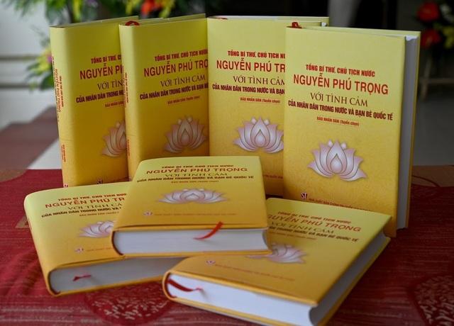 Ra mắt cuốn sách về Tổng Bí thư, Chủ tịch nước Nguyễn Phú Trọng - 2