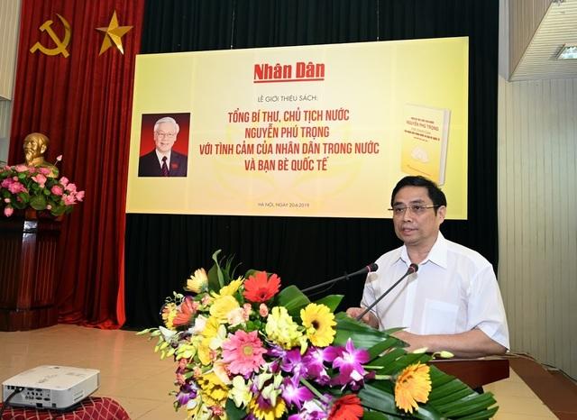 Ra mắt cuốn sách về Tổng Bí thư, Chủ tịch nước Nguyễn Phú Trọng - 1