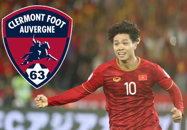 Đội bóng Pháp xác nhận Công Phượng sắp thử việc - 1