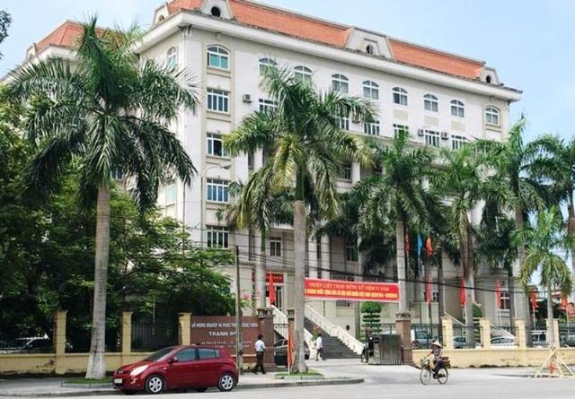 Thanh Hoá: Sở NNPTNT xét tuyển hơn 23 viên chức - 1