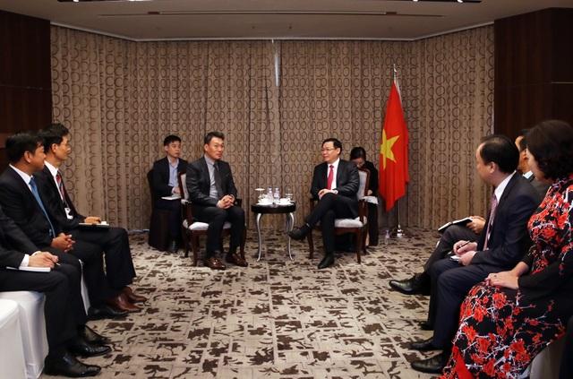 """Phó Thủ tướng Vương Đình Huệ nói về những """"sứ giả nhân dân"""" Việt - Hàn - 2"""
