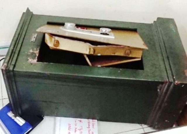 Bắt 3 nghi can người Trung Quốc chuyên cạy phá két sắt, trộm cắp tiền vàng - 1