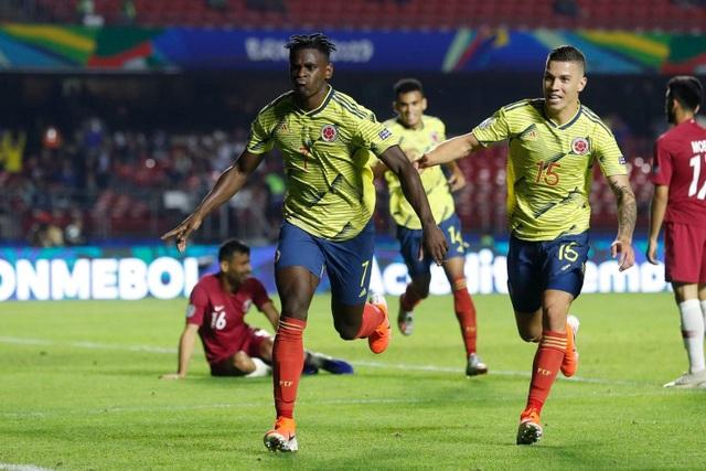 Colombia 1-0 Qatar: Nhà vô địch châu Á gục ngã phút cuối - 5