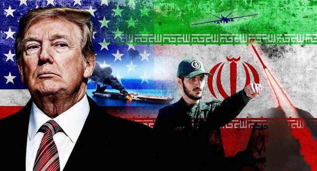 Cuộc cân não của Tổng thống Trump khi đối đầu chảo lửa Iran - 1