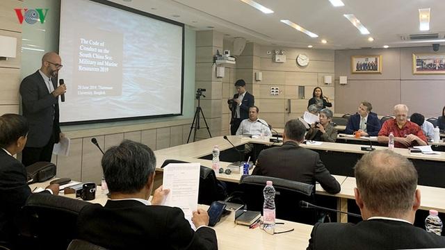 ASEAN cần giữ vai trò trung tâm trong đàm phán COC - 1