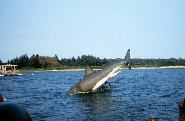 """Một số bức ảnh lần đầu công bố về phim trường """"Hàm cá mập"""" - 8"""