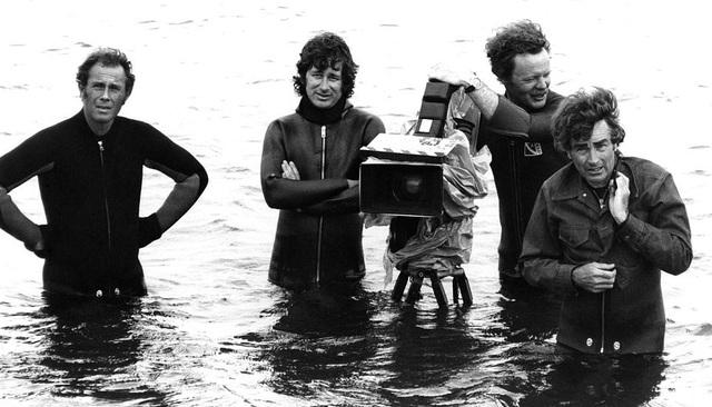 """Một số bức ảnh lần đầu công bố về phim trường """"Hàm cá mập"""" - 10"""