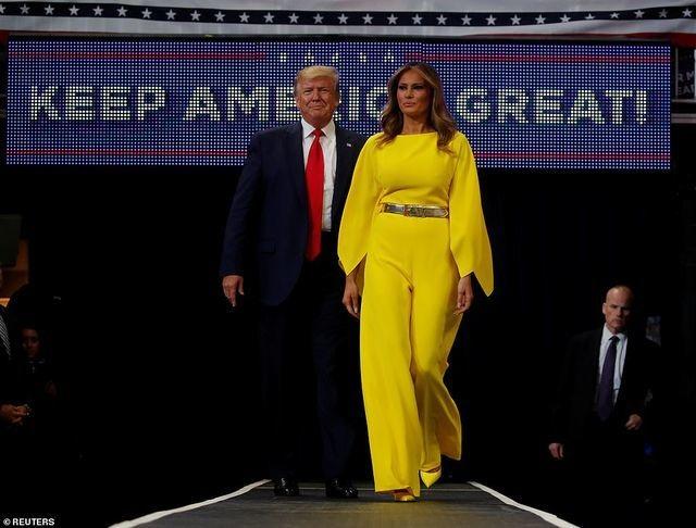 Ông Trump khởi động chiến dịch tái tranh cử, kêu gọi giữ nước Mỹ tiếp tục vĩ đại - 1