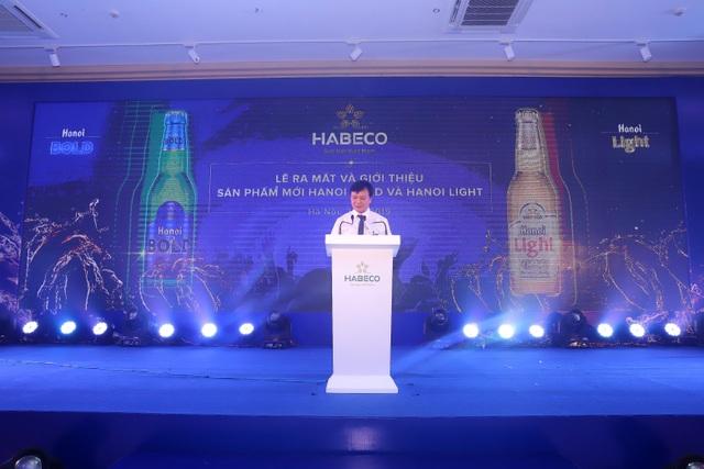 Habeco cho ra mắt cặp sản phẩm bia đẳng cấp Hanoi Bold và Hanoi Light - 1