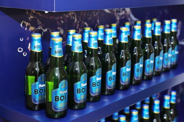 Habeco cho ra mắt cặp sản phẩm bia đẳng cấp Hanoi Bold và Hanoi Light - 3