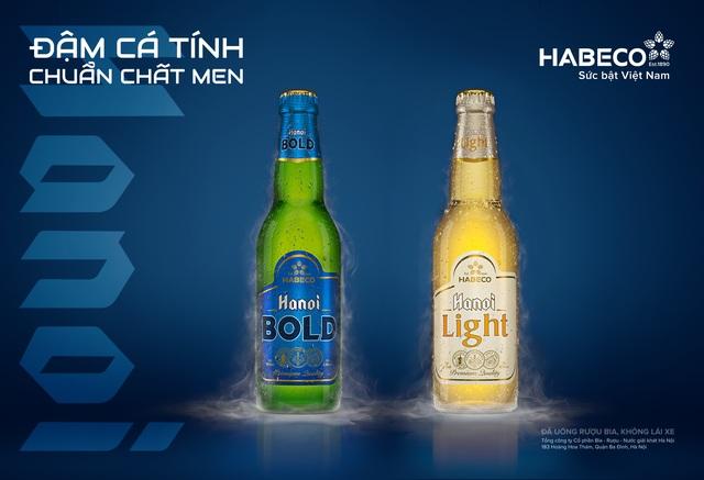 Habeco cho ra mắt cặp sản phẩm bia đẳng cấp Hanoi Bold và Hanoi Light - 4