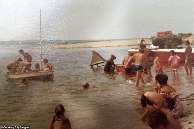 """Một số bức ảnh lần đầu công bố về phim trường """"Hàm cá mập"""" - 5"""