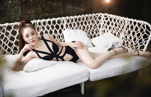 Hoàng Hải Thu sexy với bikini tại Miss World Việt Nam - 11