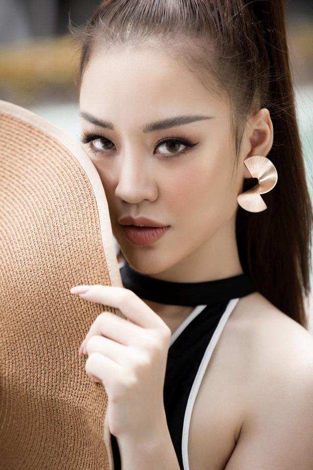 Hoàng Hải Thu sexy với bikini tại Miss World Việt Nam - 9