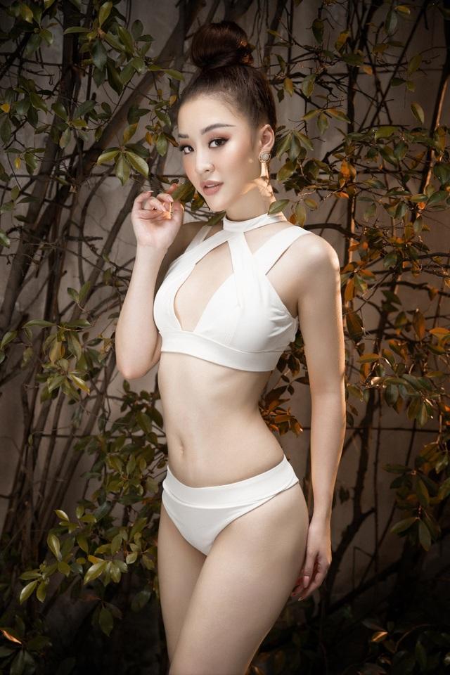 Hoàng Hải Thu sexy với bikini tại Miss World Việt Nam - 3