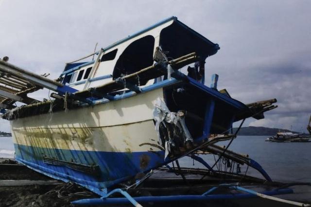Philippines từ chối điều tra chung với Trung Quốc vụ tàu cá bị đâm chìm trên Biển Đông - 1