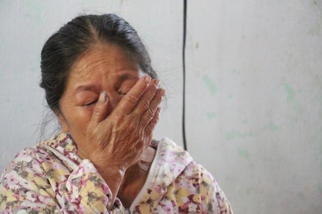Nỗi đau cùng cực của người đàn bà ung thư bất lực nhìn chồng chấn thương sọ não - 4