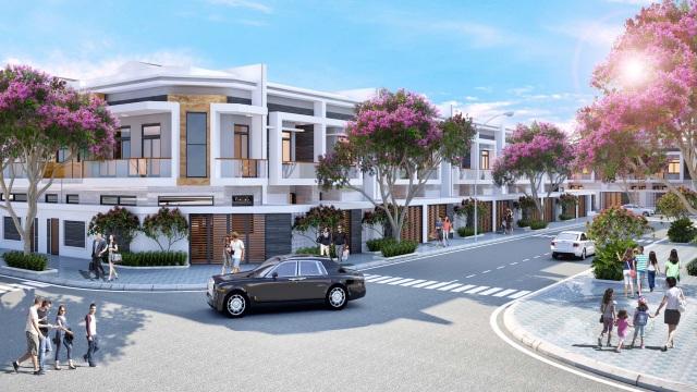 Bất động sản Tân Phước Khánh, Tân Uyên đón sóng đầu tư - 2