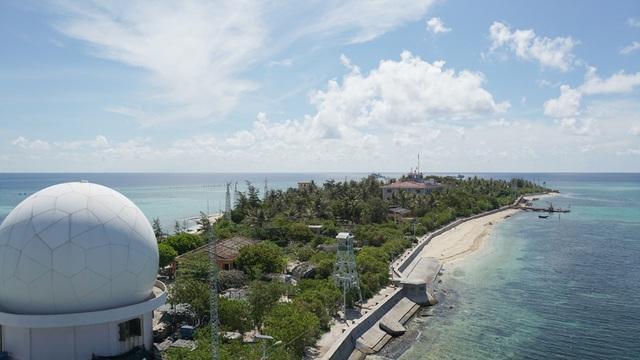 Gặp người bảo vệ dải lụa xanh của Quần đảo Trường Sa - 10