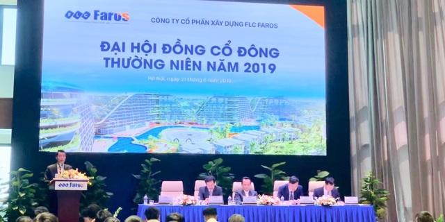 ĐHCĐ Faros: Chủ tịch Trịnh Văn Quyết cam kết không bán cổ phiếu trong năm nay - 1