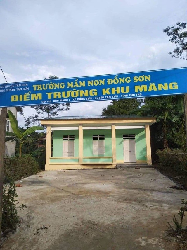 Phòng học Dân trí thứ 24 ra đời, tiếp tục nâng cánh ước mơ trẻ em vùng sâu, vùng xa - 5