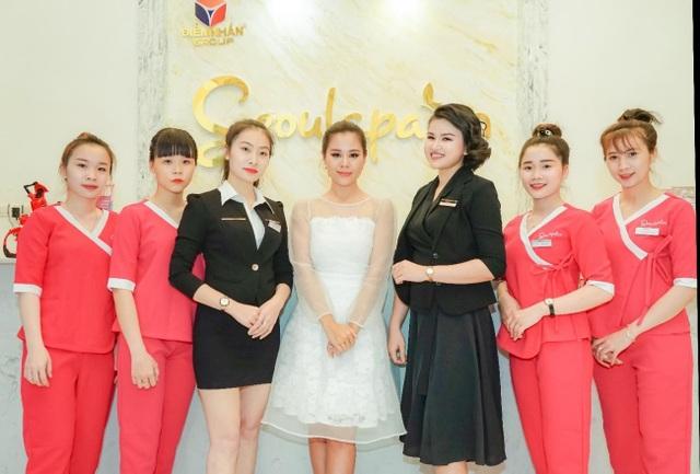 Da căng mịn như nghệ sĩ Việt Hương và diễn viên Nam Thư tại Seoul Spa sau các Web Drama giang hồ - 2