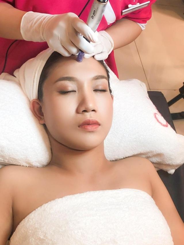 Da căng mịn như nghệ sĩ Việt Hương và diễn viên Nam Thư tại Seoul Spa sau các Web Drama giang hồ - 6