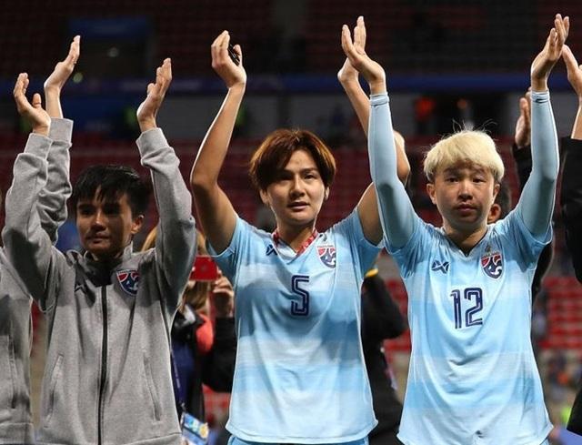 Thua cả 3 trận, nữ Thái Lan tay trắng rời World Cup - 1