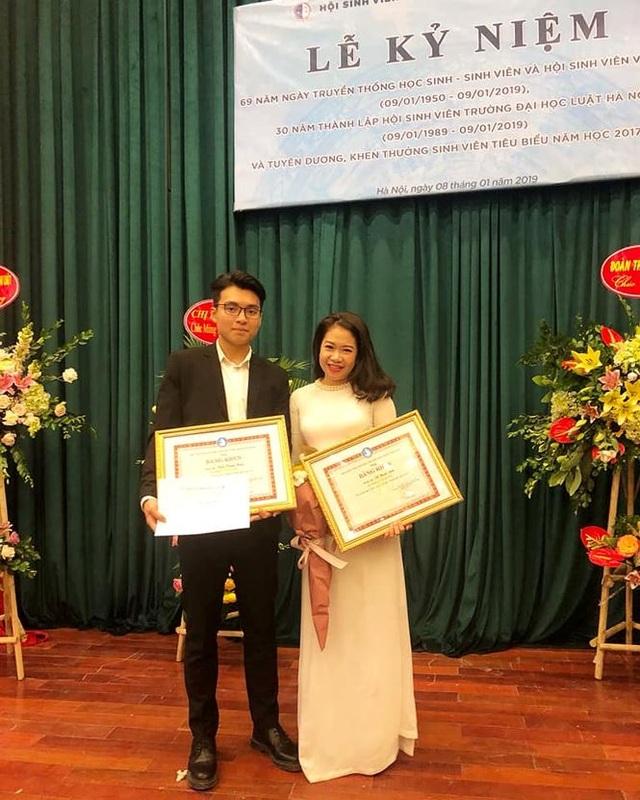 Hot girl Đỗ Minh Anh - Sinh viên 5 tốt thành phố Hà Nội - 4
