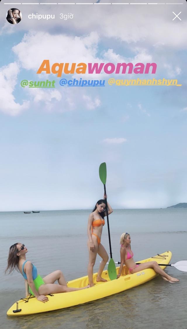 Đâu là điểm du lịch được các hot girl chuộng nhất mùa Hè này? - 1