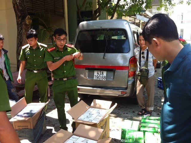 Đề xuất hỗ trợ lực lượng chống buôn lậu thuốc lá - 1