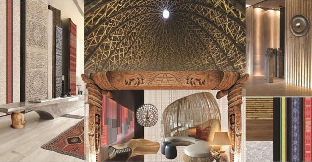 Kiến trúc Tây Nguyên đương đại tinh tế gây kinh ngạc thế giới tại Condotel 5 sao Phú Yên - 1