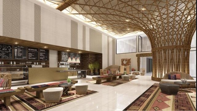 Kiến trúc Tây Nguyên đương đại tinh tế gây kinh ngạc thế giới tại Condotel 5 sao Phú Yên - 3