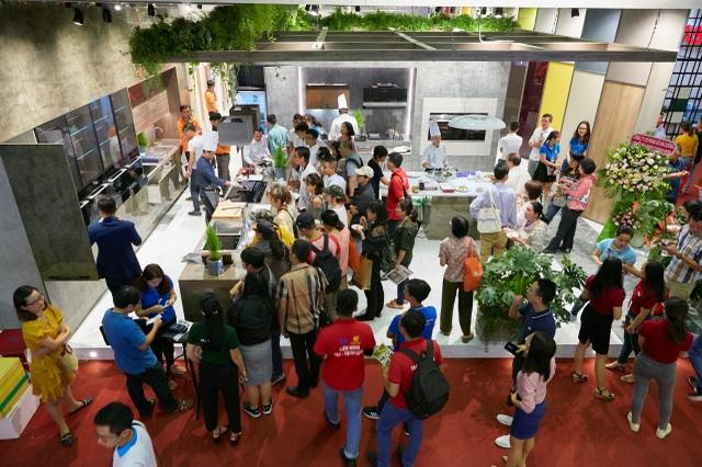 Malloca khẳng định vị thế công nghệ trong ngành thiết bị nhà bếp tại Việt Nam - 1