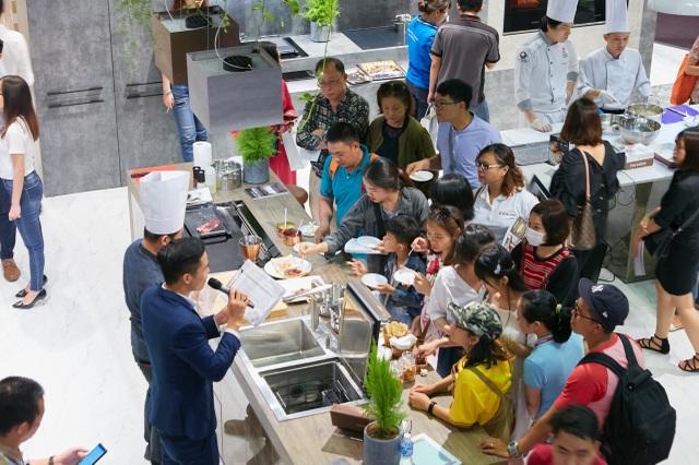 Malloca khẳng định vị thế công nghệ trong ngành thiết bị nhà bếp tại Việt Nam - 2