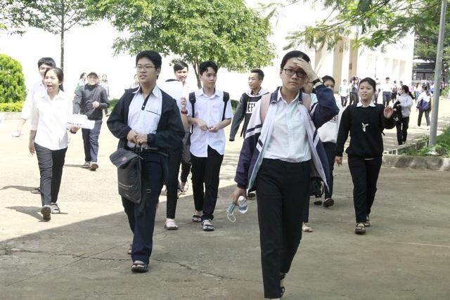 Đắk Lắk công bố điểm trúng tuyển lớp 10 - 1