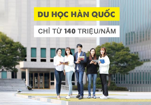 Du học Hàn Quốc chỉ với 140 triệu đồng, tại sao không? - 1