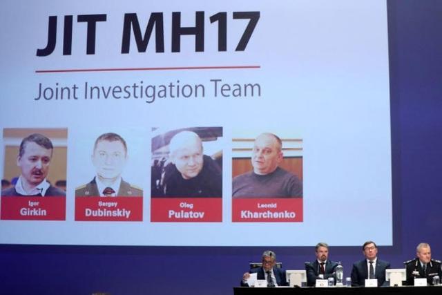 3 người Nga bị truy nã trong vụ bắn rơi máy bay MH17 - 1