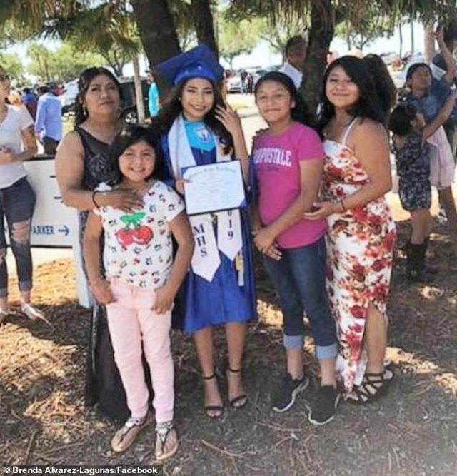 Diễn văn tốt nghiệp xúc động của nữ sinh Mỹ gửi cha mẹ là nông dân nhập cư - 3